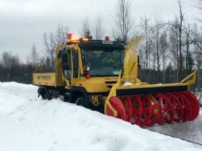 U 423 Wintertechnik FrДssschleuder